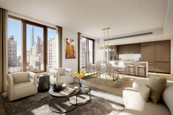 Apartemen dijual di NYC