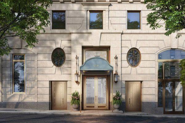 250 West 81 Street Upper West Side NYC kondominium 1-1