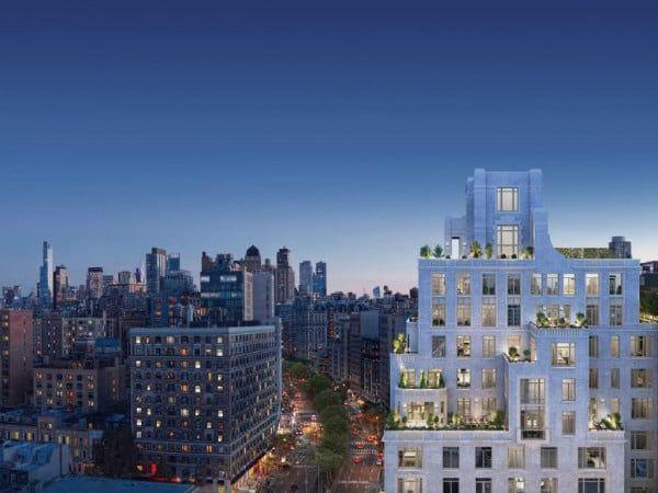 250 west 81 kondominium jalanan upper west side NYC-1
