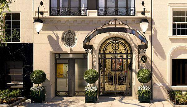 Apartemen NYC dijual