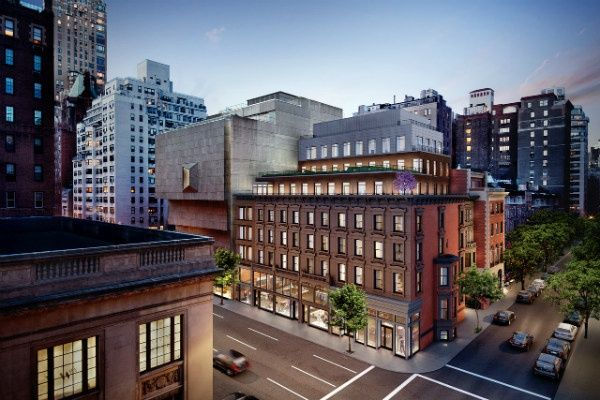 33 East 74 Street Luxury Apartments Upper East Side New York