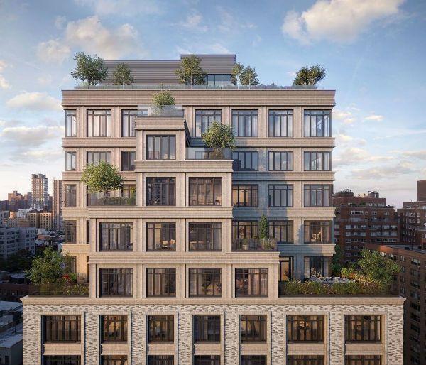 40 east end avenue kondominium New York 2