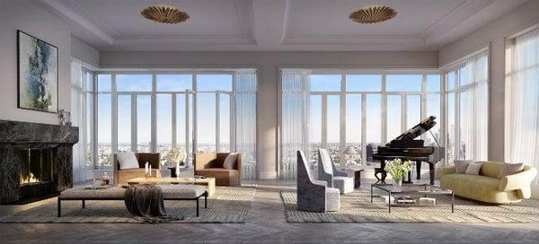 40 east end avenue kondominium New York 3