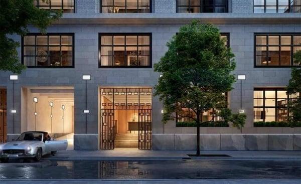 kondominium di Manhattan