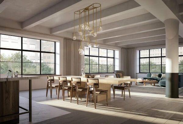 Apartemen dijual di Manhattan