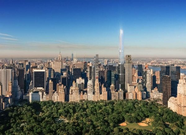 Central Park Tower Apartemen dijual