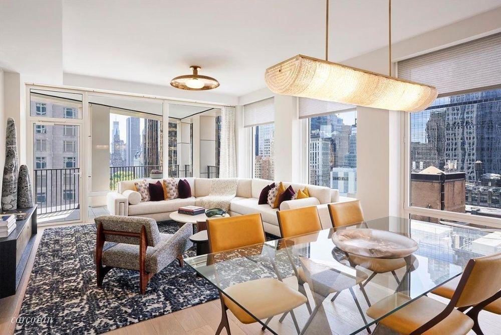 Columbus Circle Apartemen dijual NYC-1
