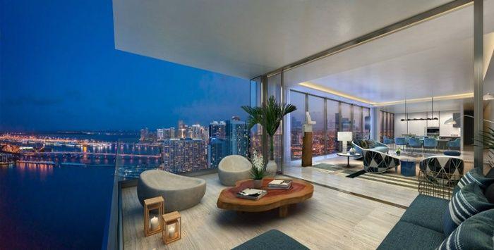 Apartemen Miami