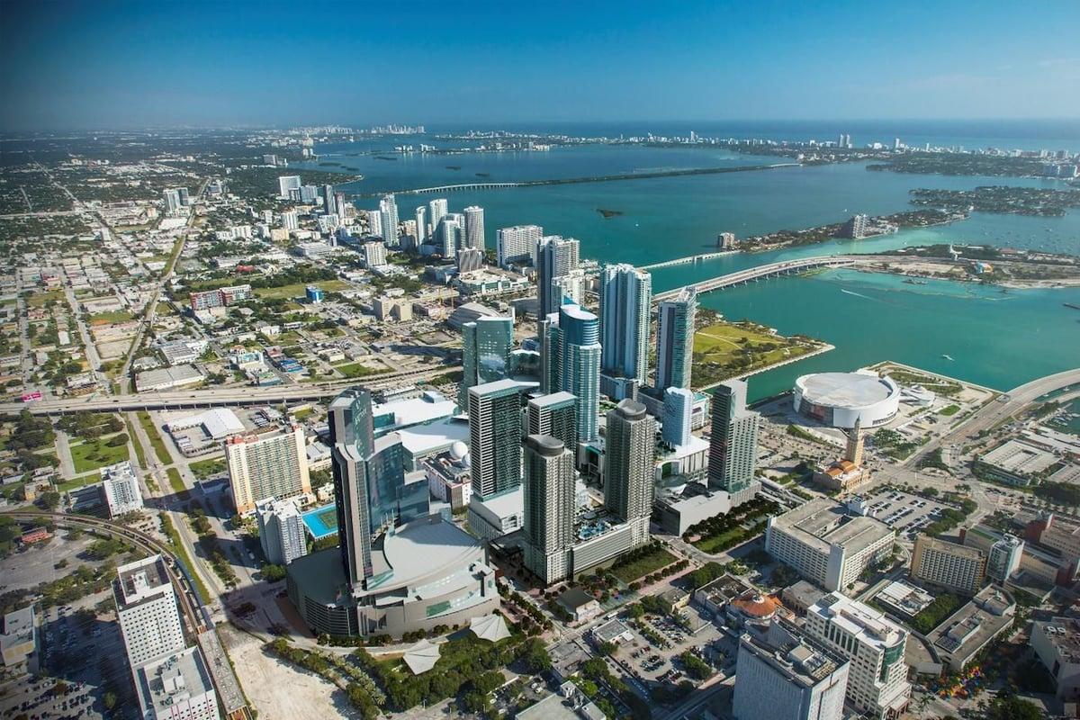 Pusat dunia Miami