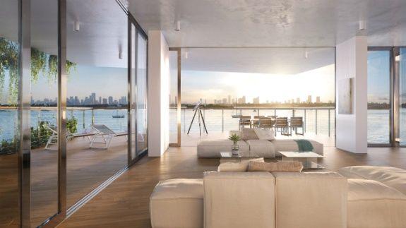 Monad Terrace Pantai Miami kondominium untuk dijual
