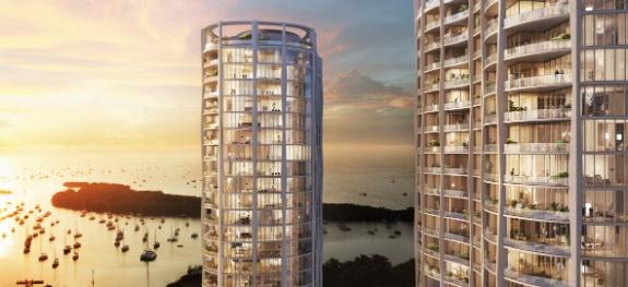 Park Grove Kondominium di Miami Luxury