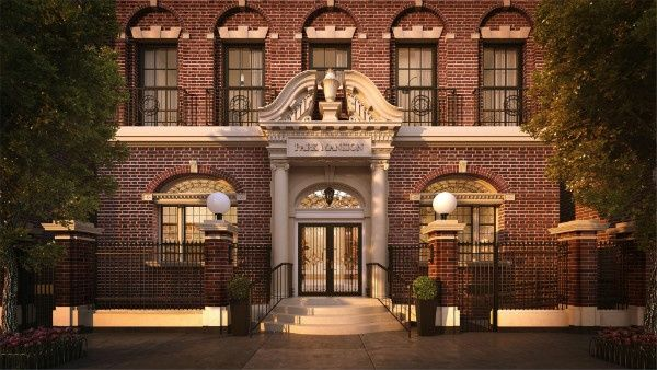 Park Mansion Luxury Full Floor Residences NY
