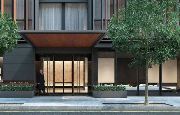 Soori High Line 522 West 29 Street NY - Hudson Yards Homes For Sale