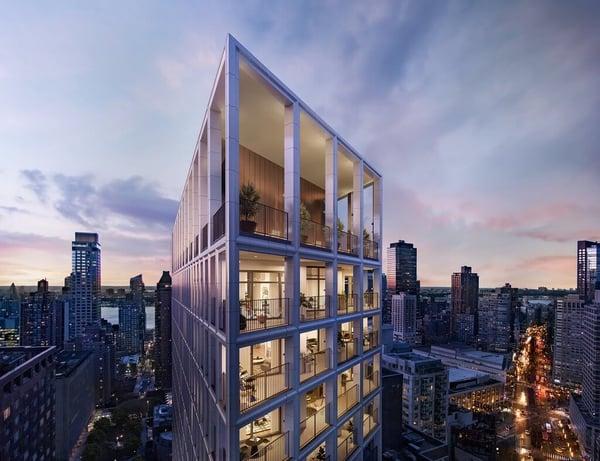 Manhattan apartments for sale The Park Loggia - 15 West 61 Street